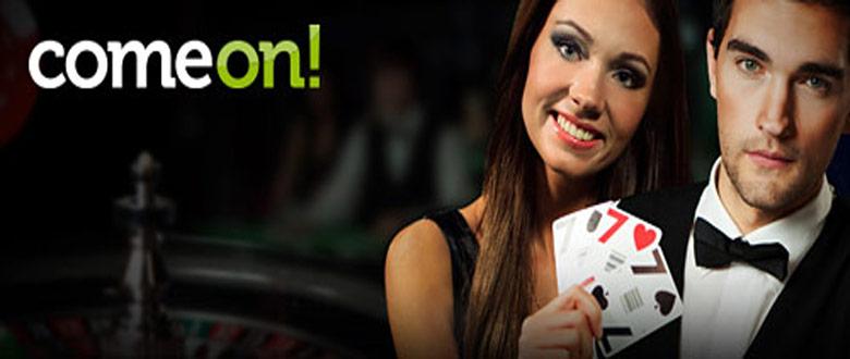 Spill live casino på casumo.com