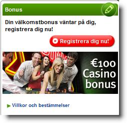 casino bonus online book fra